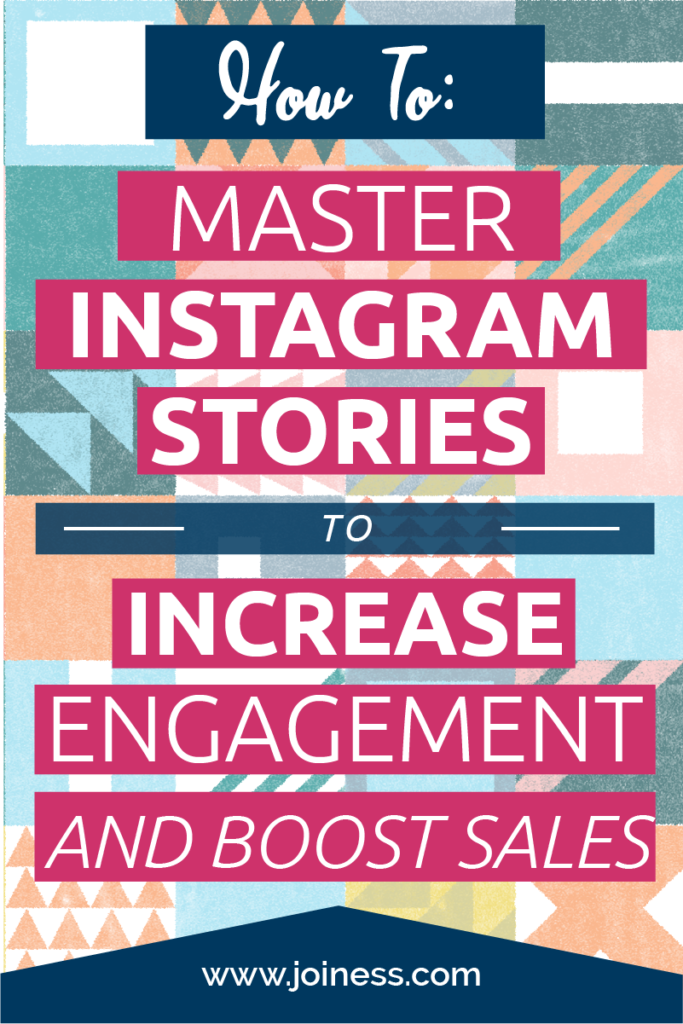 Using instagram stories for business is an incredible, underutilized way to interact with your audience at a personal level and increase engagement, as well as showcase your creative and/or professional abilities.