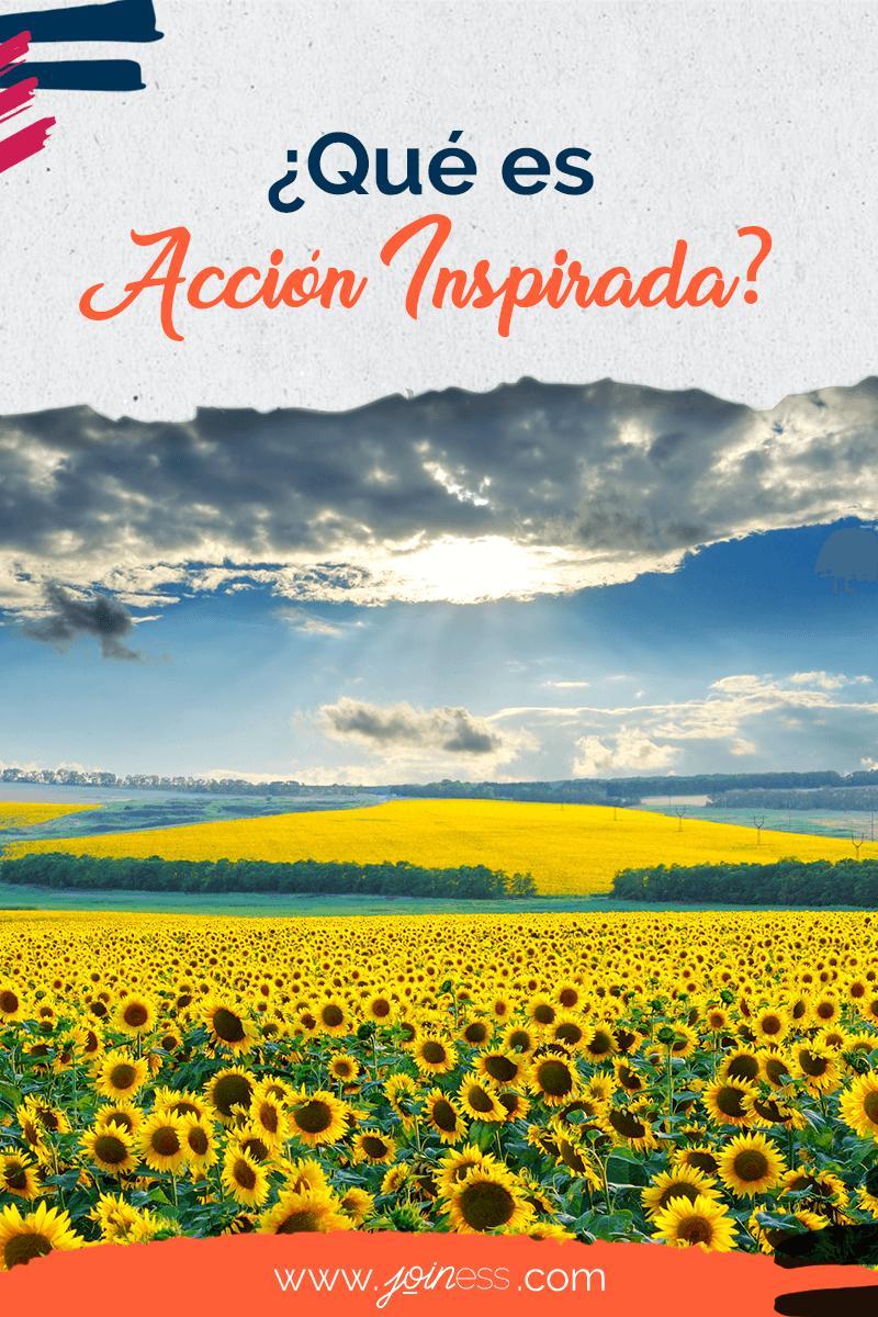 acción inspirada