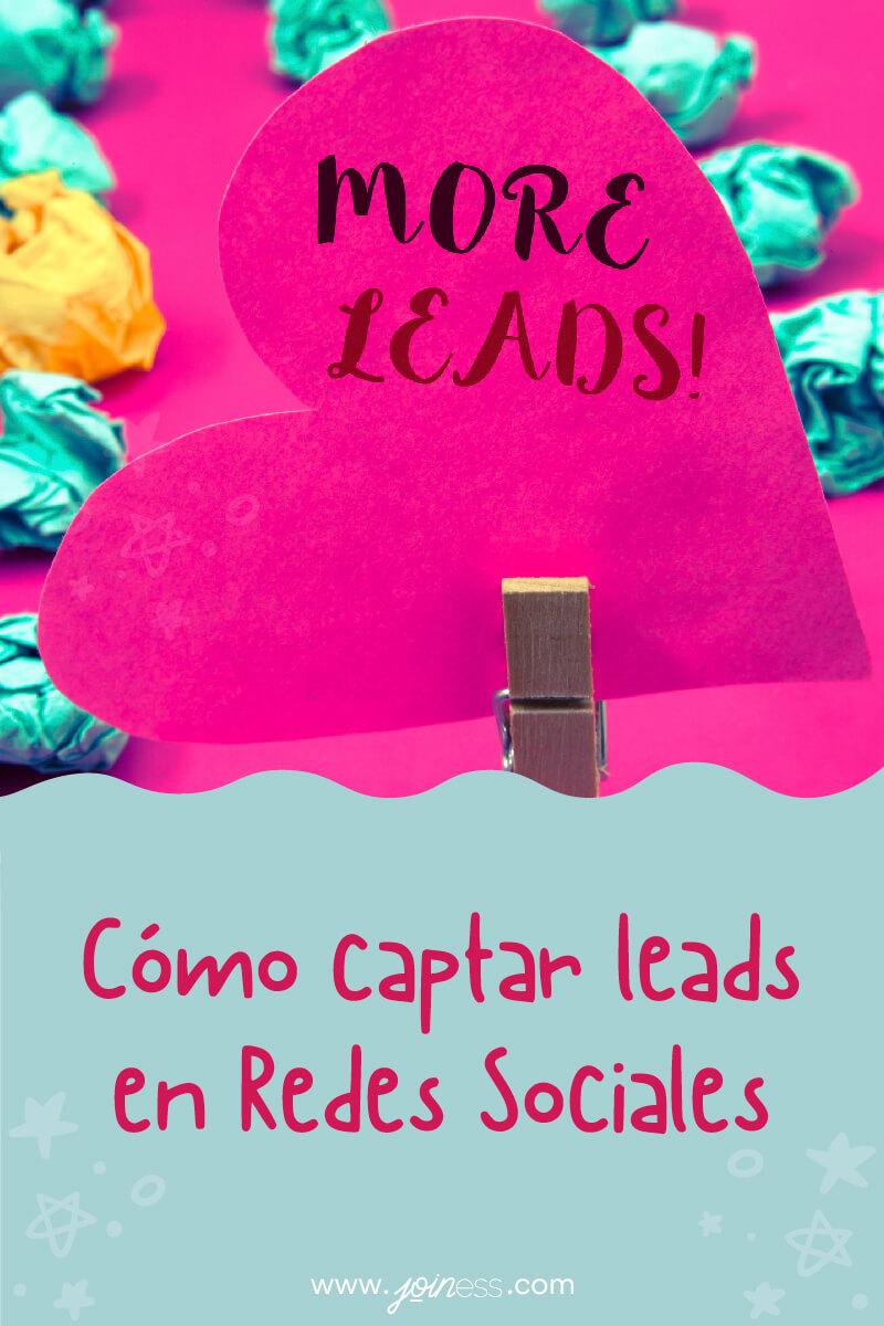 Como generar leads en redes sociales