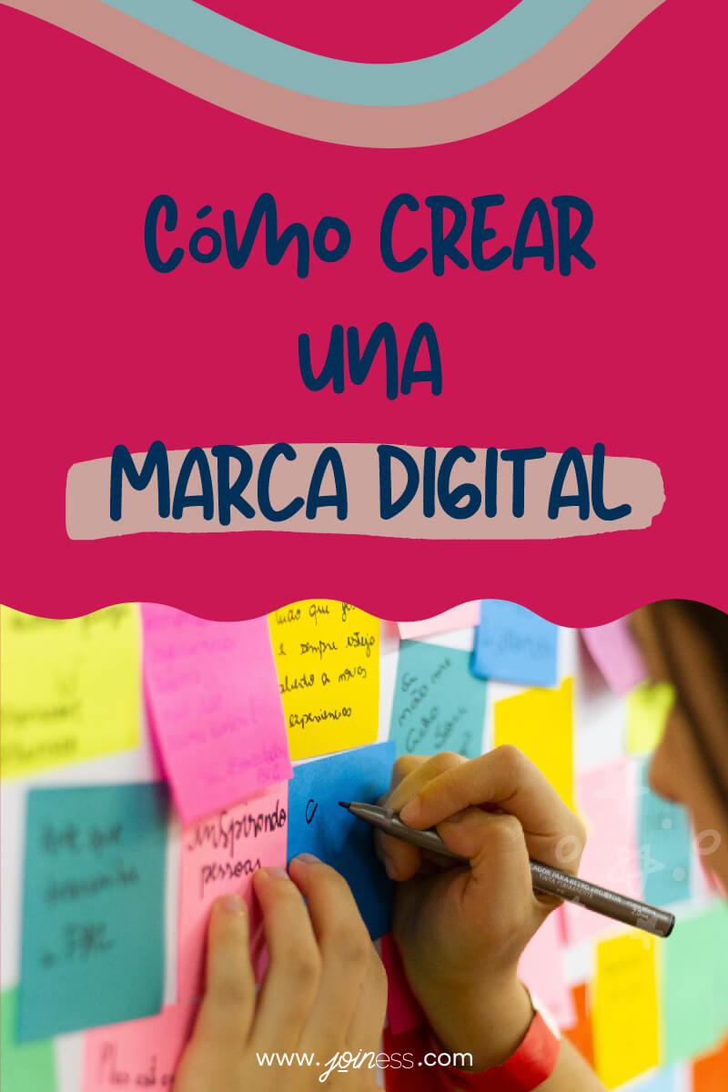 Cómo crear una marca digital